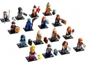 LEGO 71028 Ucelená kolece 16 minifigurek Harry Potter 2