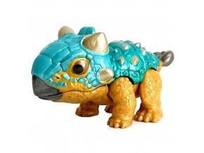 Jursky svet snap squad ankylosaurus bumpy s pohyblivou celisti 2