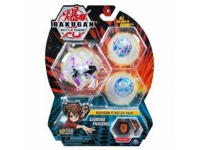 Bakugan startovaci sada Diamond Phaedrus 1