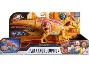 mattel GMC96 parasaurolophus 01