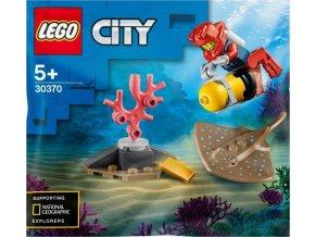 LEGO City 30370 Potápěč
