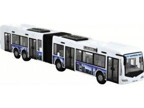 Autobus City Express 46 cm bílý