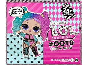 L.O.L. Surprise! #OOTD Adventní kalendář Obleček na každý den