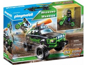 PLAYMOBIL 70460 Off-Road Akce