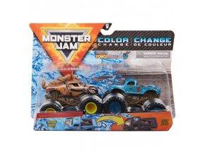 Spin Master Monster jam sberatelska auta dvojbaleni horse power w 1