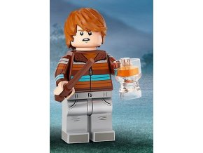 LEGO 71028 minifigurka Harry Potter 2 - Ron Weasley