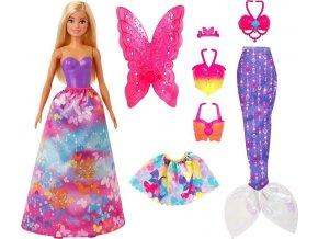 Barbie a pohádkové doplňky