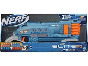 NERF Elite 2.0 WARDEN DB-8 Pistole