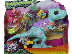 Cave Club Rochelle & T-rex