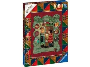 Ravensburger 16516 Puzzle Harry Potter Weasley 1000 dílků