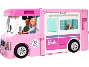 Barbie Karavan snů 3v1