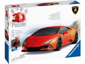 3D Puzzle Lamborghini Huracan Evo 108 dílků