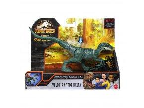 jursky svet kruty uder Velociraptor Delta
