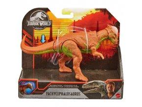 jursky svet kruty uder Pachycephalosaurus