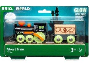 BRIO 33986 Strašidelný vlak