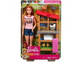 barbie chovatelka kurat FXP15 00