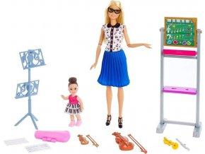 Barbie Povolání herní set Učitelka hudby