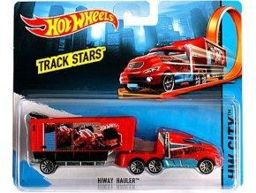 Hot Wheels dráhový tahač Hiway Hauler