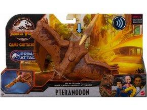 Jurassic World Mattel Primal Attack Camp Cretaceous Toys pteranodon 01 x