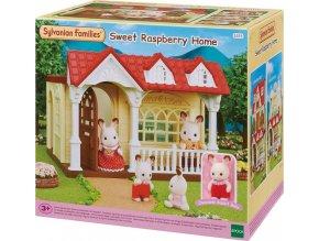 Sylvanian Families 5393 Domeček Sweet Raspberry