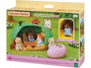 Sylvanian Families 5453 Domeček pro ježky