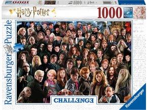 Harry Potter 1000 dílků