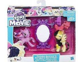 MLP My Little Pony Set 2 poníků Twilight Sparkle a Songbird Serenade