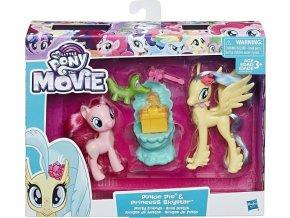 MLP My Little Pony Set 2 poníků Pinkie Pie a Princess Skystar