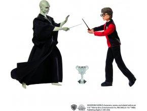 Harry Potter a Voldemort panenka dvojbalení