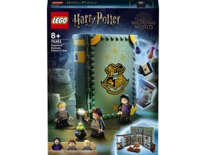 LEGO Harry Potter 76383 Kouzelné momenty z Bradavic: Hodina lektva