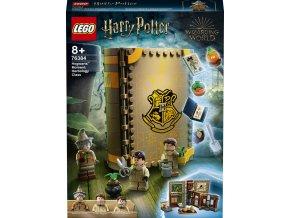 LEGO Harry Potter 76384 Kouzelné momenty z Bradavic: Hodina bylink