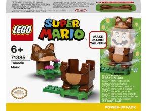 LEGO Super Mario 71385 Tanuki Mario – obleček