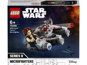 LEGO Star Wars 75295 Mikrostíhačka Millennium Falcon™