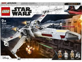 LEGO Star Wars 75301 Stíhačka X-wing™ Luka Skywalkera