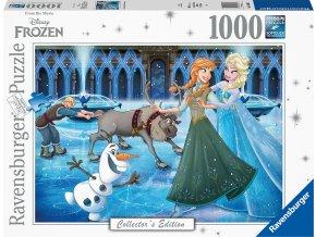 Ledové království 2 - 1000 dílků