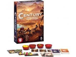 Century I. hra cesta koření