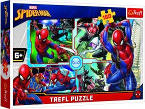 Puzzle Disney Marvel Spiderman 160 dílků