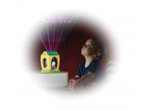 Fisher-Price Projektor Tomáš se zvuky
