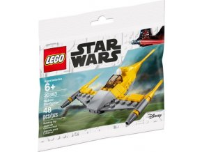 LEGO Star Wars 30383 Naboo Starfighter