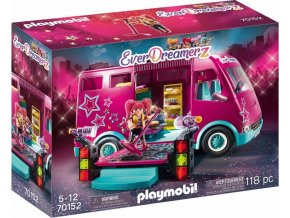 PLAYMOBIL 70152 Ever Dreamerz Autobus na turné