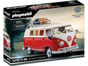 PLAYMOBIL 70176 Volkswagen T1 Bulli Camper Van