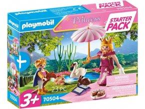 PLAYMOBIL 70504 Starter Pack Princezna doplňkový set