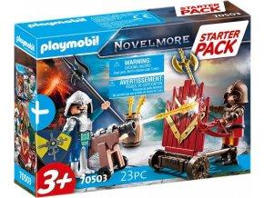 PLAYMOBIL 70503 Starter Pack Novelmore doplňkový set