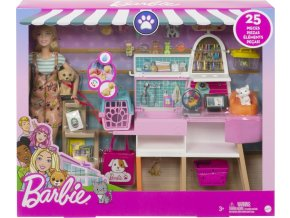 Barbie obchod pro zvířátka