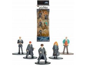 Harry Potter kovove mini figurky 5 ks 4