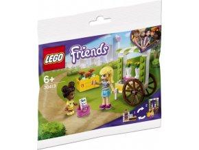 LEGO Friends 30413 Květinový vozík