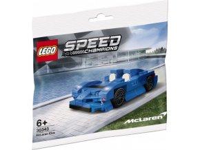LEGO Speed Champions 30343 McLaren Elva