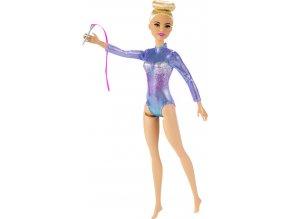 Barbie první povolání gymnastka