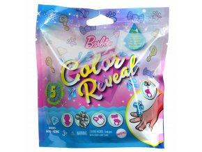 Barbie Color Reveal třpytivé zvířátko