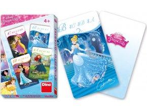 Karty Kvarteto Krásné princezny, Dino